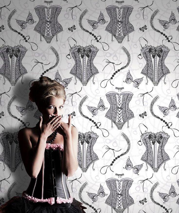 Tapeta Hohenberger - Gentleman's Relish - 80915