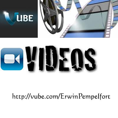 My Videos on VUBE.. Visit it