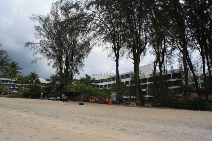 Hard Rock Resort at Batu Ferringhi, Penang