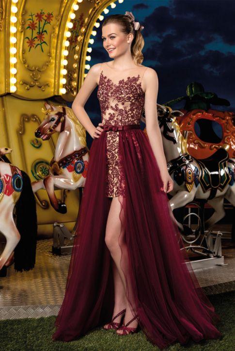 0e0b91714 Vestido 15 anos Cotton Candy 18 Center Debutantes Marsala ou Verde Tiffany  2 em 1 /