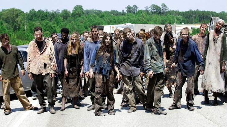 There is a portion of the public that actually believes preppers are preparing for a real zombie attack. I suppose there may actually be one or two out there!