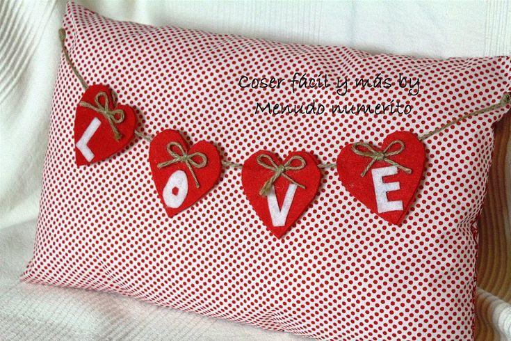 Ideas fáciles para regalos de San Valentín | Aprender manualidades es facilisimo.com
