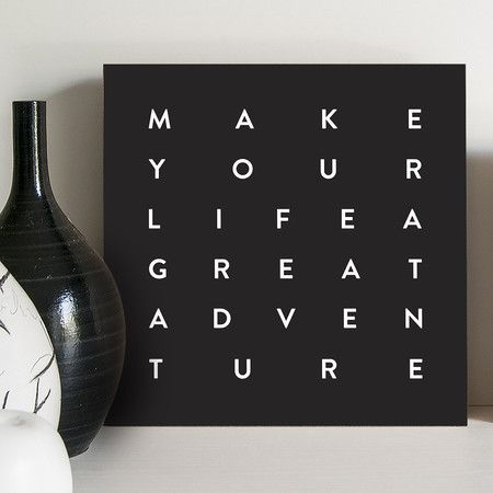 Quadro - Great adventure - Decohouse