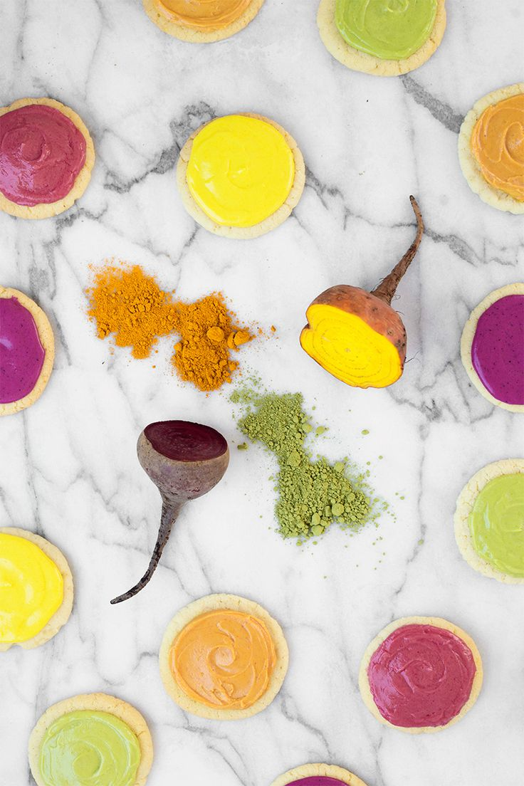 How to make bright natural food coloring share your