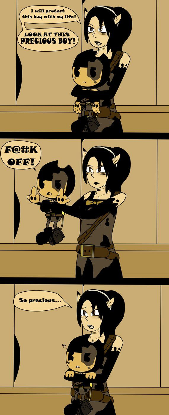 bendy and the ink machine sex game