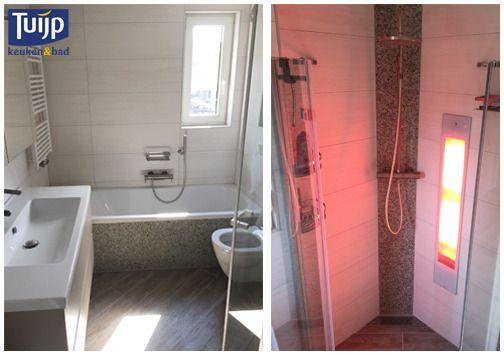 Weer een mooie #badkamer mogen maken. De dag ontspannen en energiek beginnen of heerlijk bijkomen na een lange werkdag. Dat kán met deze heerlijke wellness beleving met #sunshower. Ben jij hier ook zo aan toe? #Tuijp #Badkamers #Volendam #Amsterdam Klik voor meer badkamerideeën op: http://tuijpkeukenenbad.nl/badkamers/badkamer-projecten