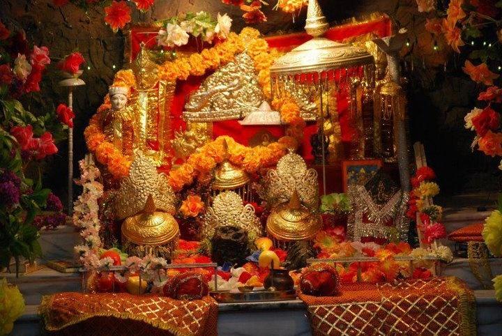 Temple at home... Jai Mata Di
