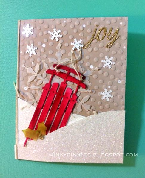 1753 Best Handmade Christmas Cards Images On Pinterest