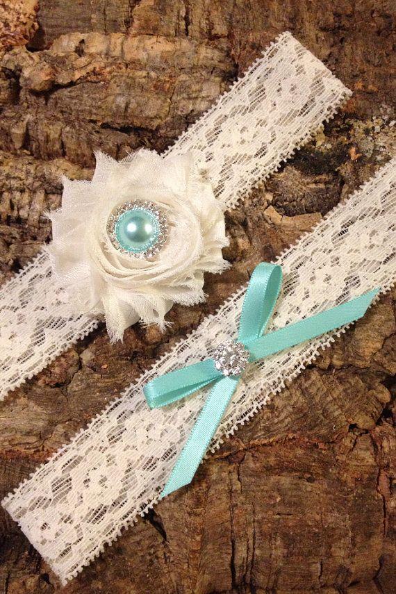 Hey, I found this really awesome Etsy listing at https://www.etsy.com/listing/155952783/garter-tiffany-blue-wedding-garter-set