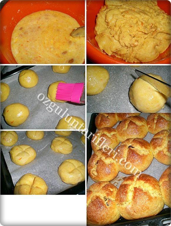 portakallı sam kurabiyesi yp asamasi