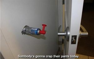 A collection of hilariously funny April Fools pranks. Keep your wits about you today!