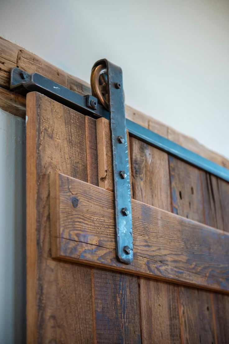 Old Fashioned Barn Door Rollers
