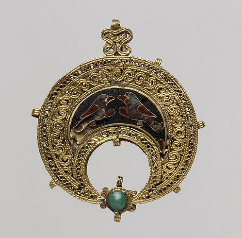 Pendant - 11th century, Egypt