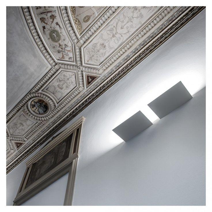 Applique Foil LED blanche