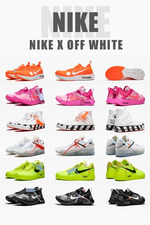 How to get original Nike Off-White Zoom