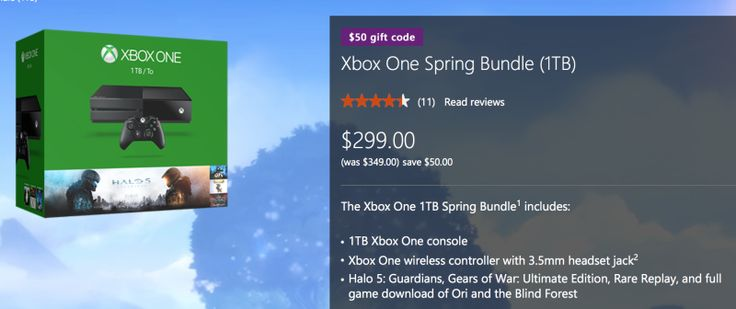 This Is the Best Xbox One Deal We've Seen and That's Saying Something