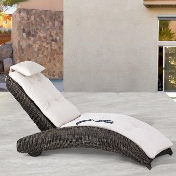 136 best images about muebles lindos on pinterest for Atlantis wicker patio chaise lounge