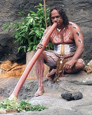 Australian aborigines aboriginal australian autralian for Aboriginal body decoration