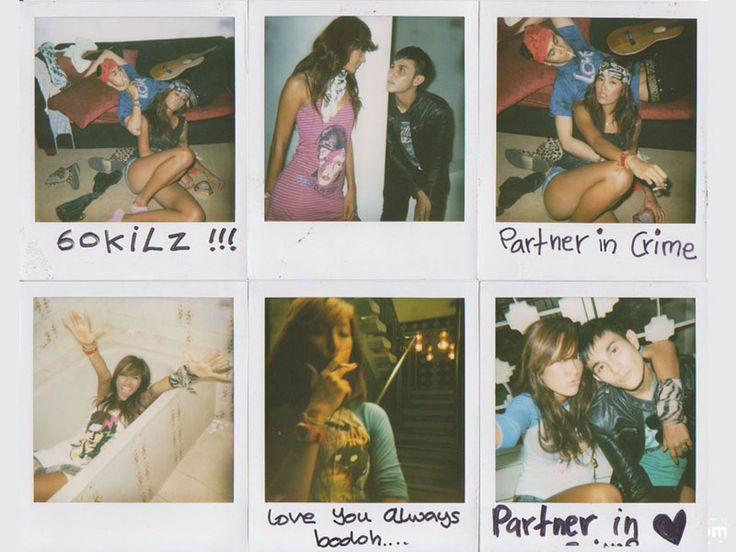 Radit & Jani - Polaroid Moment. Still in love with this rebellious romantic movie