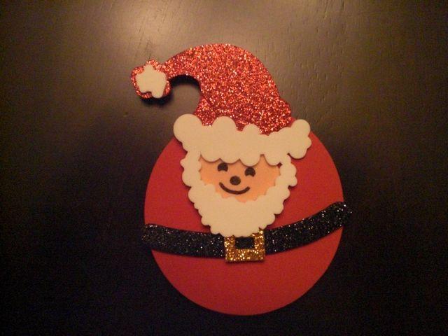 Christmas Art Ideas Arts And CraftsSanta