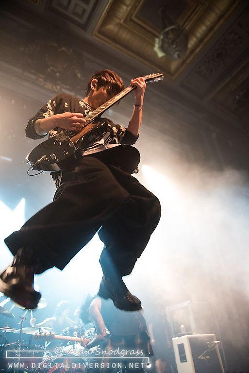 4/8/2015 The Modern Vintage Tour: SIXX:A.M. w/ VAMPS @Regency Ballroom #VAMPS #KAZ #ModernVintage #VAMPS_USAtour #2015