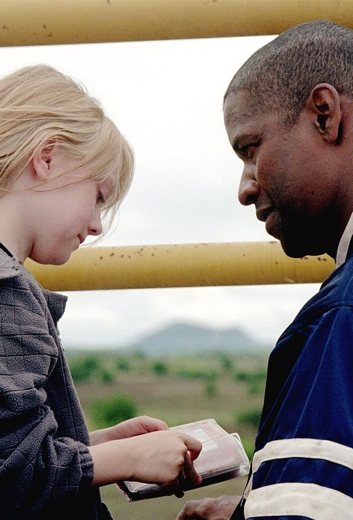 """""""I love you Creasy… and you love me don't you?"""" """"Yes, I do."""" Love Denzel? Why not take a free MLQ Denzel Washington quiz at http://www.movielinesquiz.com/quizzes/actors/denzel-washington"""