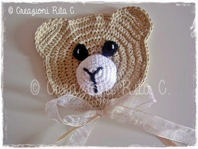 Creazioni Rita C. ... Only Handmade!: I miei Flower-Power Baby Sandals ... Con link alle spiegazioni