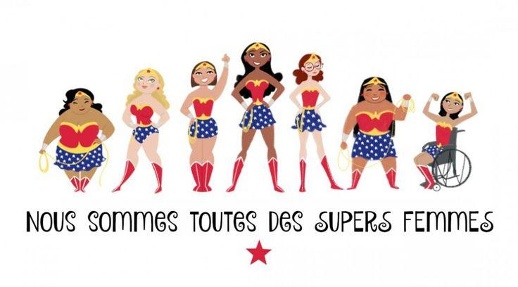 Image result for message journée de la femme