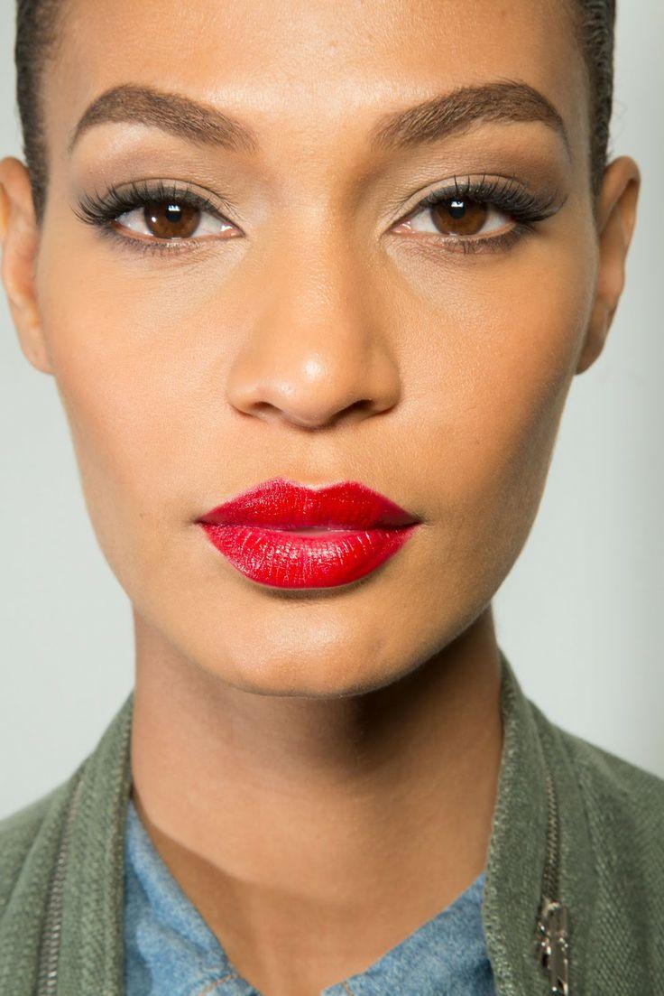 Joan Smalls Skin Pinterest Joan Smalls Lip Makeup