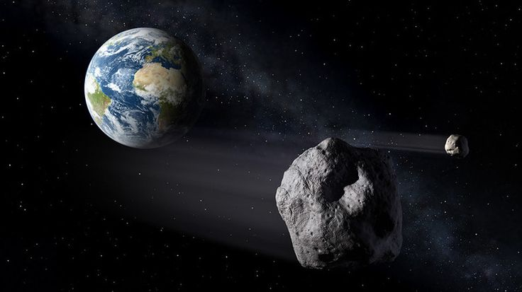 Asteroid size of 40 football fields to scoot by Earth in September — RT Viral