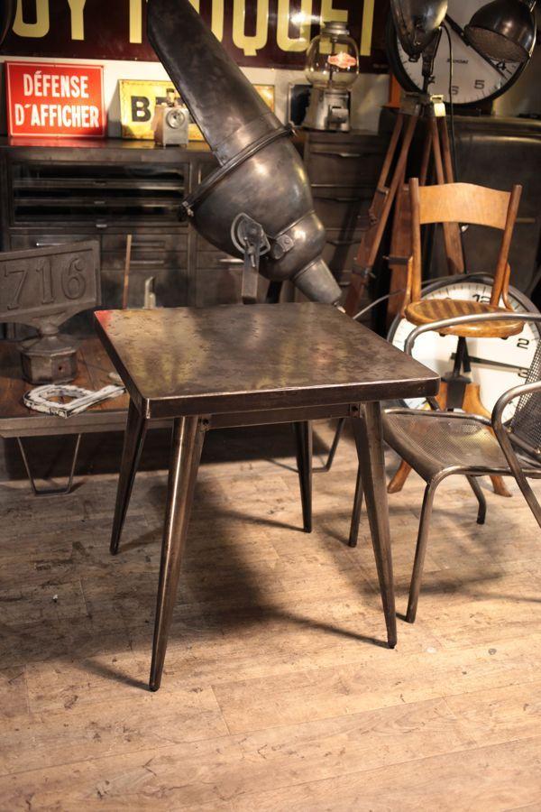 1528 beste afbeeldingen over deco indus op pinterest atelier industrieel en industri le stijl - Stijl ligstoelen anciennes ...