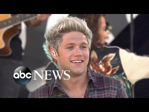 One Direction : DRAG ME DOWN | Official Live Performance on GMA - YouTube