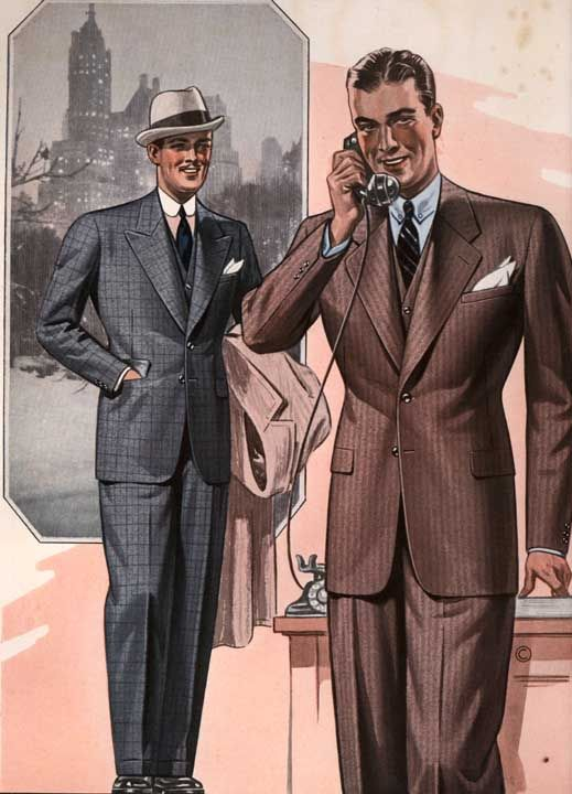 Best 25 Vintage Mens Fashion Ideas On Pinterest