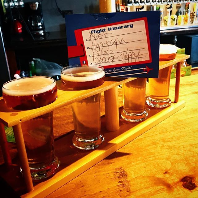 Epic flight of IPAs. Alpine Duet  New England Hop Slapd Blind Pig IPA  Second Chance Clever Hoppy Name  #beer #sandiegobeer #beercapital #notapaidadvertisement #sandiego #sandiegoconnection #sdlocals #sandiegolocals - posted by Sean Crilly https://www.instagram.com/wandering_sean. See more San Diego Beer at http://sdconnection.com