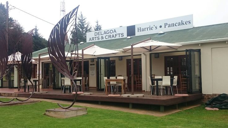 Harries Pancakes, dullstroom, South Africa