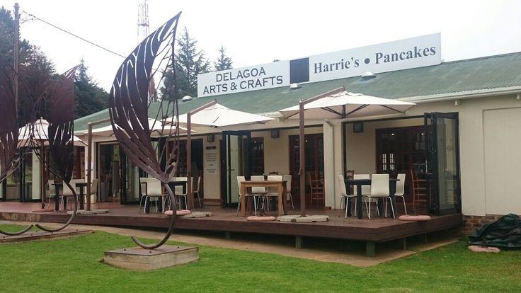 Harries Pancakes, dullstroom, South Africa