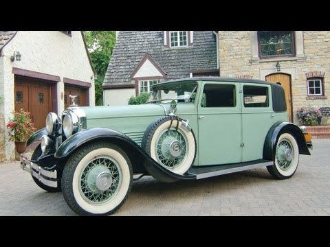 ▶ 1930 Stutz Model MB Versailles by Weymann - One of three known survivors - For Sale at RM Auctions - YouTube