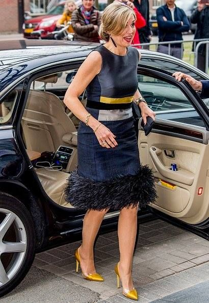 Royal News, Swedish Royals Queen Máxima opened the office of Study Portals in Eindhoven