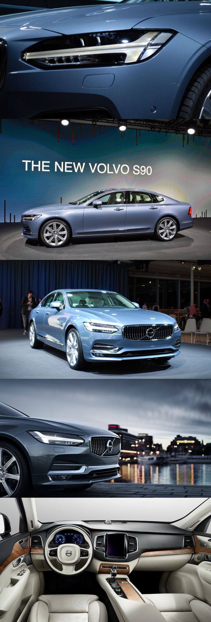 Volvo S90 Launched in India at INR 53.5 Lakhs
