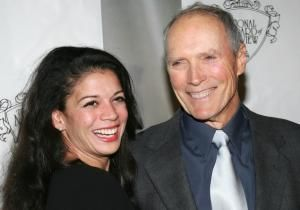 "Clint Eastwood and wife Dina Eastwood have split after 17 years of marriage. Dina Eastwood (nee Ruiz), confirmed to Us Weekly that she and the ""Dirty Harry"" actor, 83, have separated. She wasnt good enough for Clint¡¡¡¡¡"