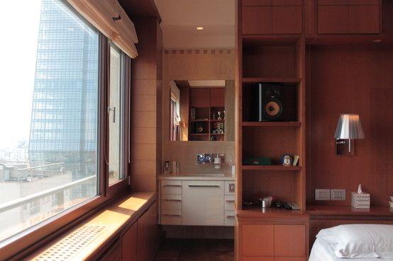 camera - bagno : FOTO da letto moderna di Gaia Brunello | Photo&HomeStaging