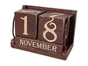 Noi che avevamo il calendario con i cubi