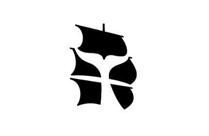 Whaling Museum Logo... great use of negative space