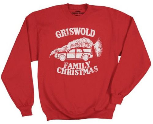 "Can I refill your eggnog?"""" """"Get you something to eat?"""" """"Drive you out to the middle of nowhere and leave you for dead?"""" The Griswold family never fails to have family adventures from hell. Adult"