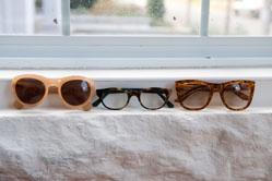Sunglasses, Dries van Noten, Paul Smith, Super  www.thecoveteur.com