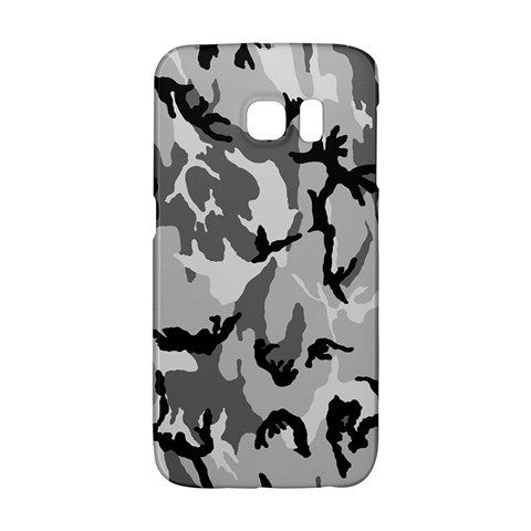 Snow Camo Pattern Samsung Galaxy S3/S4/S5/S6/S6 EDGE/S7/S7 EDGE/NOTE 2/NOTE 3/NOTE 4/NOTE 5 Case Wrap Around