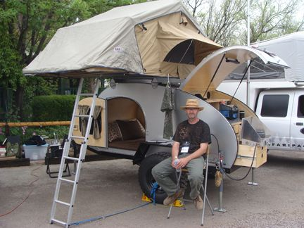 122 Best Camping Trailer Diy Images On Pinterest Caravan