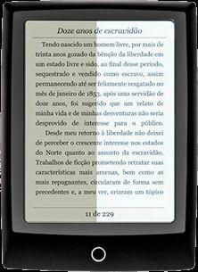 Lev - O único leitor digital que já vem com uma Saraiva