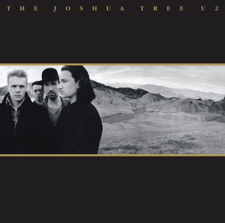 "The Joshua Tree - U2. Story of my life album. My favorite album, ever. It's why I brought it with me for U2 to sign..Bono signed ""one, two, tree"" on it (whatever that means, lol). I love every song, every melody of this album. I can play it over and over and never get tired. It is truly a masterpiece. Because of my connection with it, I'll seriously name my first born male Joshua."