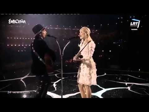 Eurovision 2014 Holland -The Common Linnets - Calm After The Storm (Serb...